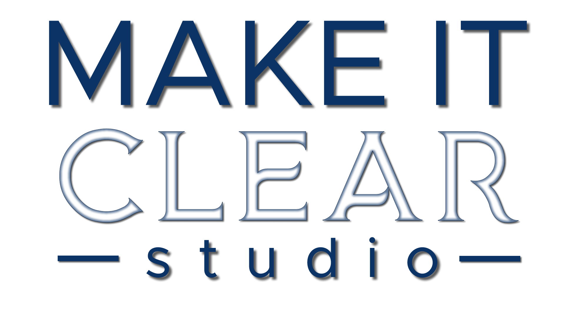 Make It Clear Studio